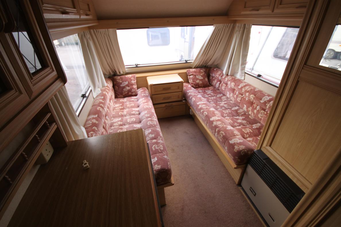 Kina Campers img 1207 Caravan 2 berth Elddis Wisp 350/2 SE
