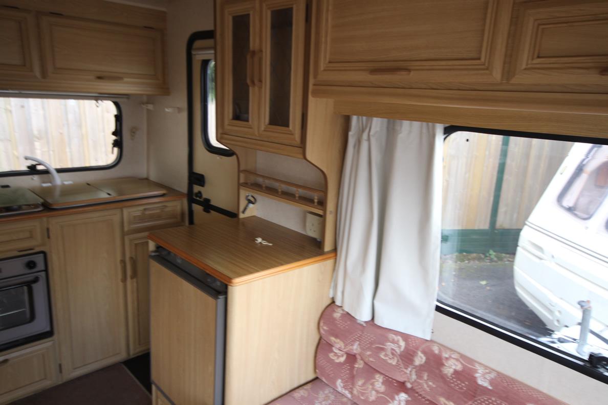 Kina Campers img 1211 Caravan 2 berth Elddis Wisp 350/2 SE