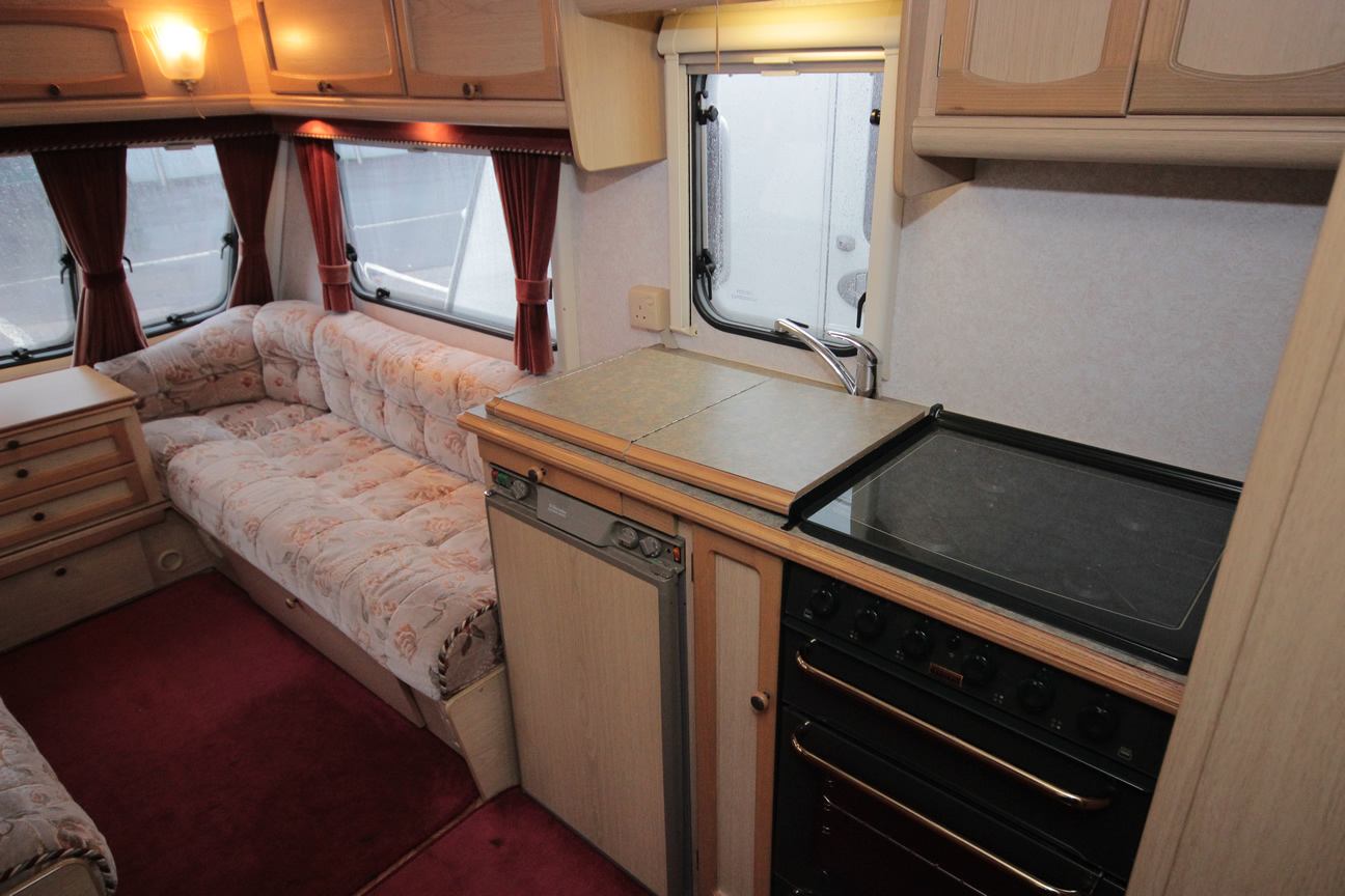 Kina Campers 022 2 berth large end bathroom Sterling Eccles Topaz