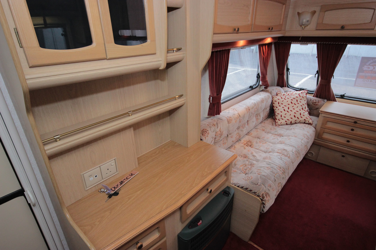 Kina Campers 023 2 berth large end bathroom Sterling Eccles Topaz