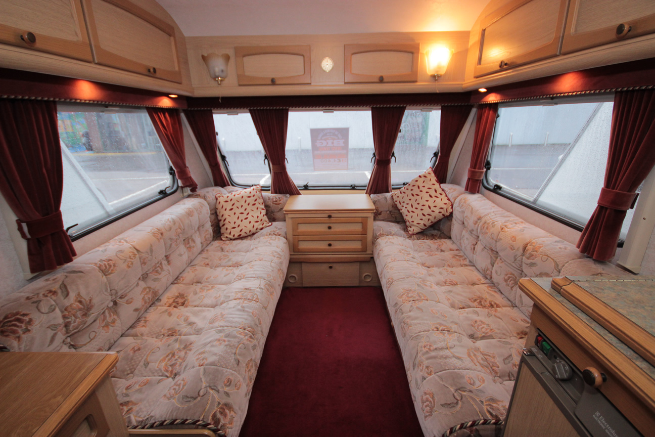 Kina Campers 025 2 berth large end bathroom Sterling Eccles Topaz