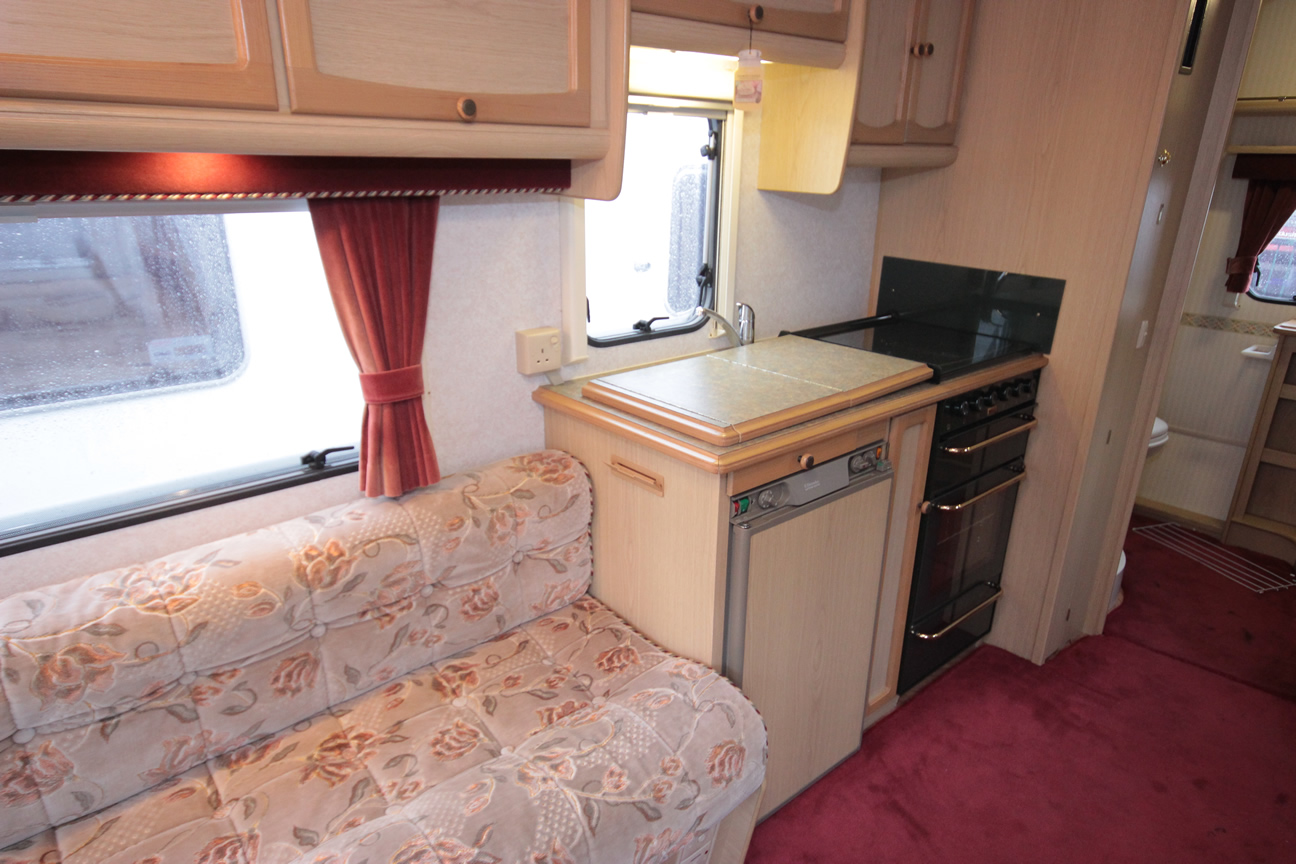 Kina Campers 028 2 berth large end bathroom Sterling Eccles Topaz