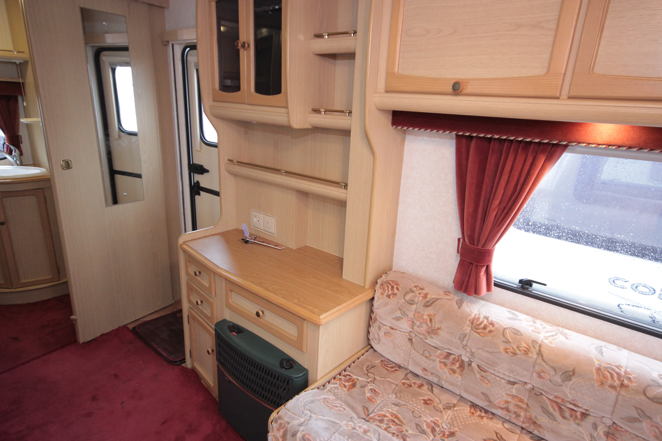 Kina Campers 029 2 berth large end bathroom Sterling Eccles Topaz