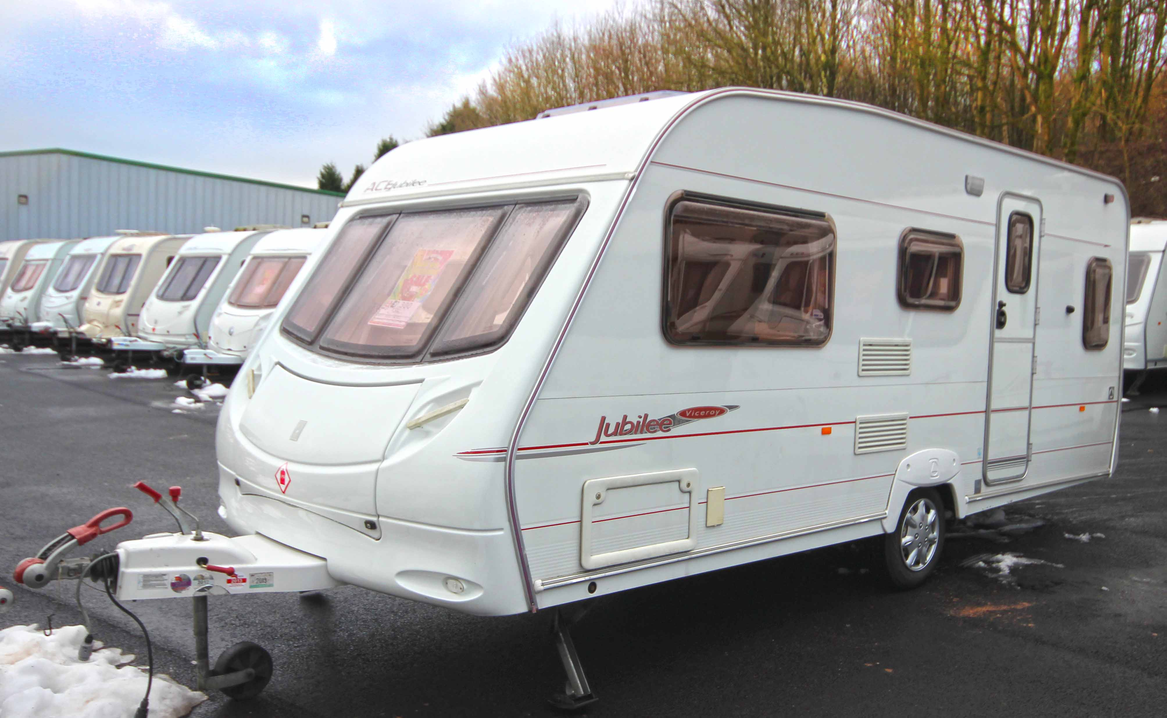 Kina Campers 1 4 5 berth Ace Jubilee Viceroy 2