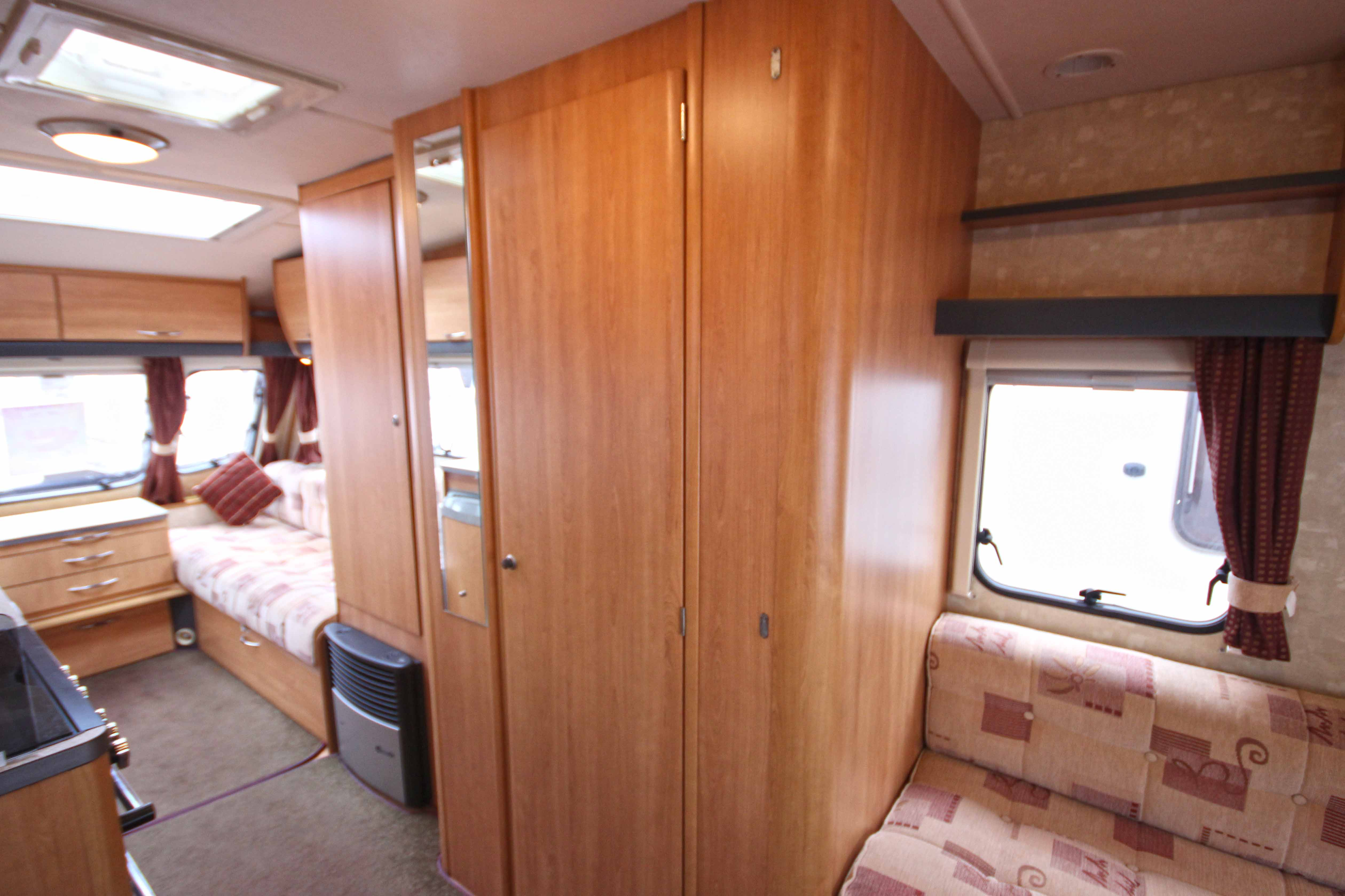 Kina Campers 3 4 5 berth Ace Jubilee Viceroy 2