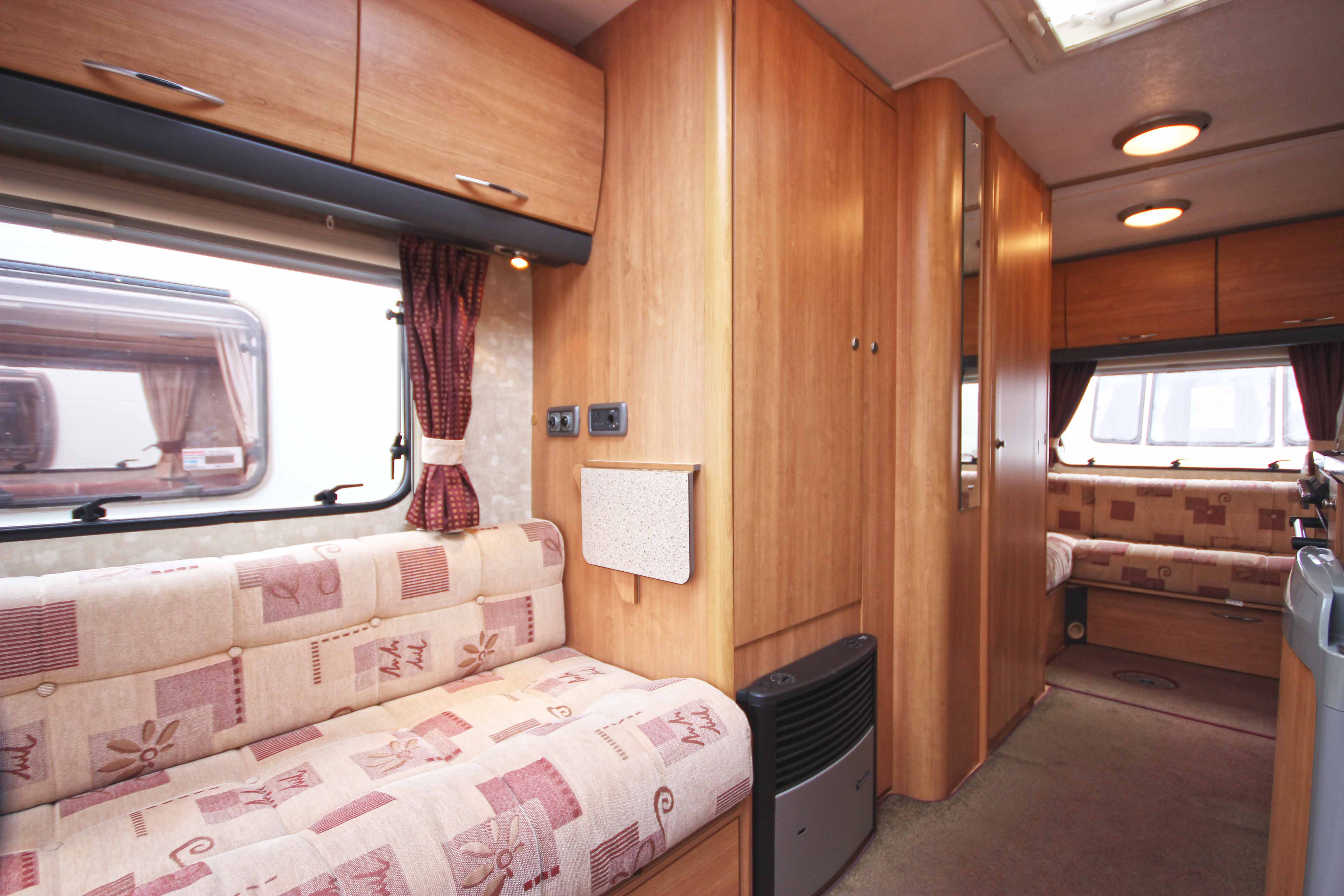 Kina Campers 8 4 5 berth Ace Jubilee Viceroy 2