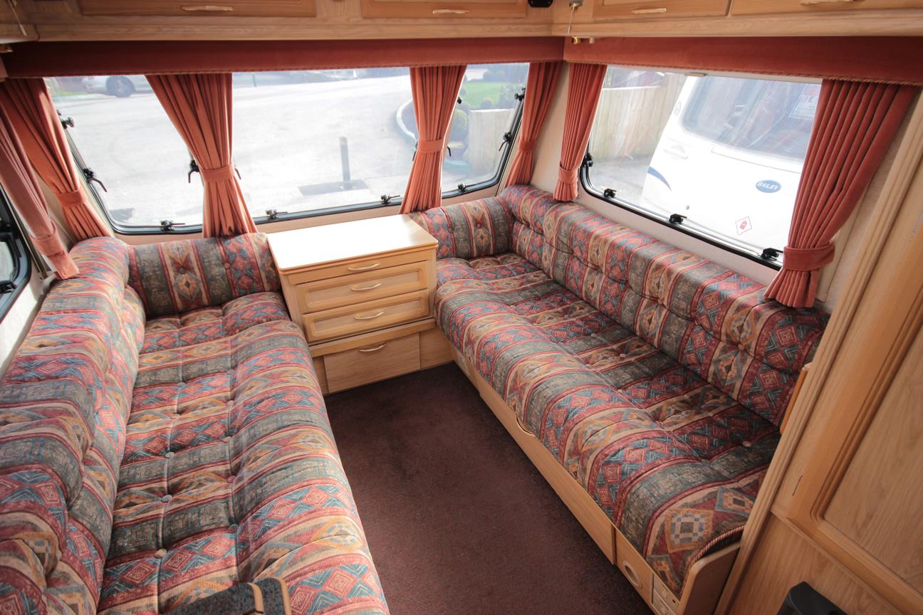 Kina Campers 44402 4/5 berth Abbey Caernarfon