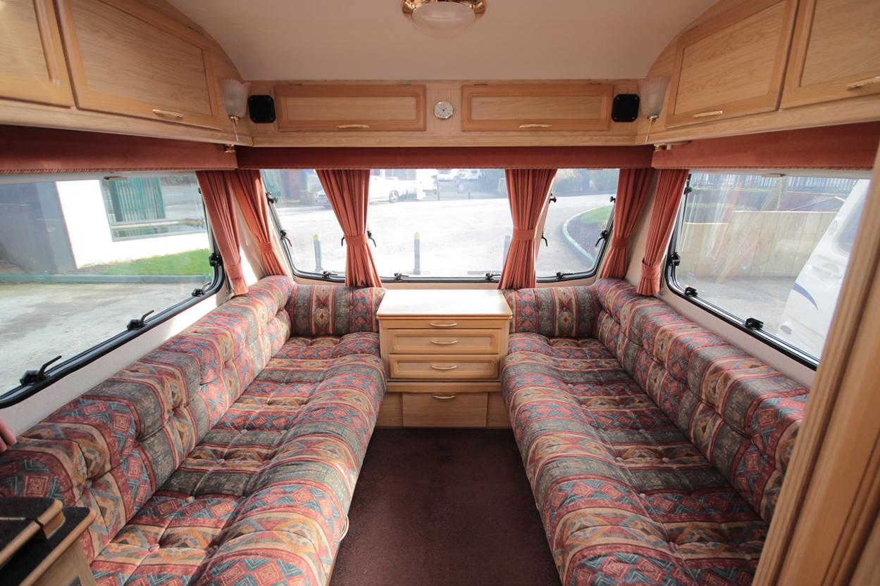 Kina Campers 44403 4/5 berth Abbey Caernarfon