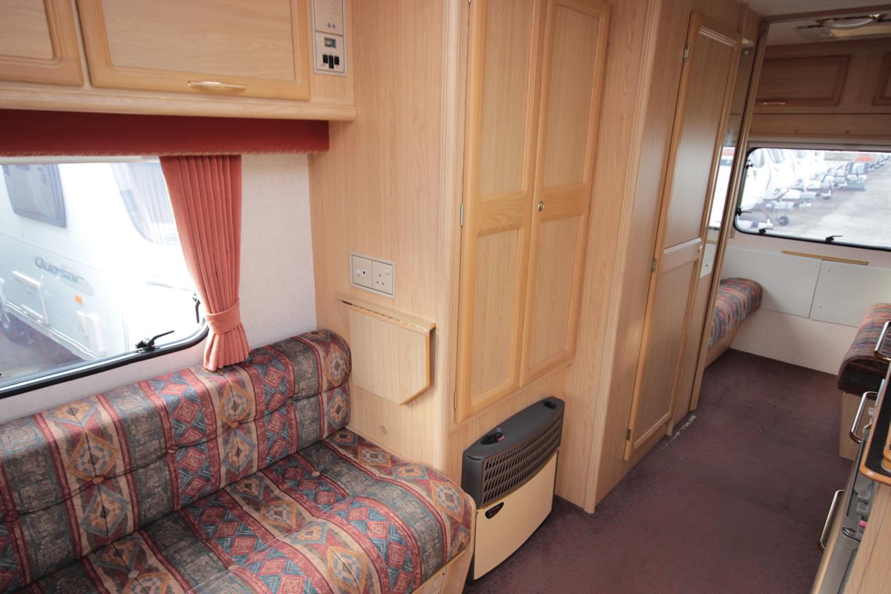 Kina Campers 44406 4/5 berth Abbey Caernarfon