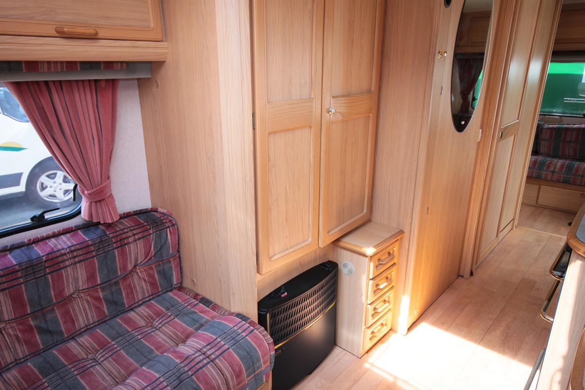 Kina Campers 115 Caravan 4/5 berth large 26 Abbey Spectrum 520