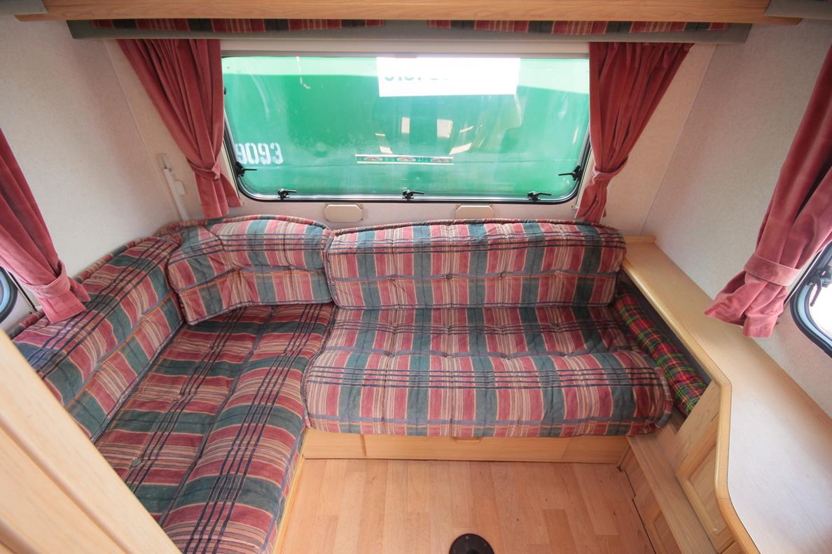 Kina Campers 119 Caravan 4/5 berth large 26 Abbey Spectrum 520