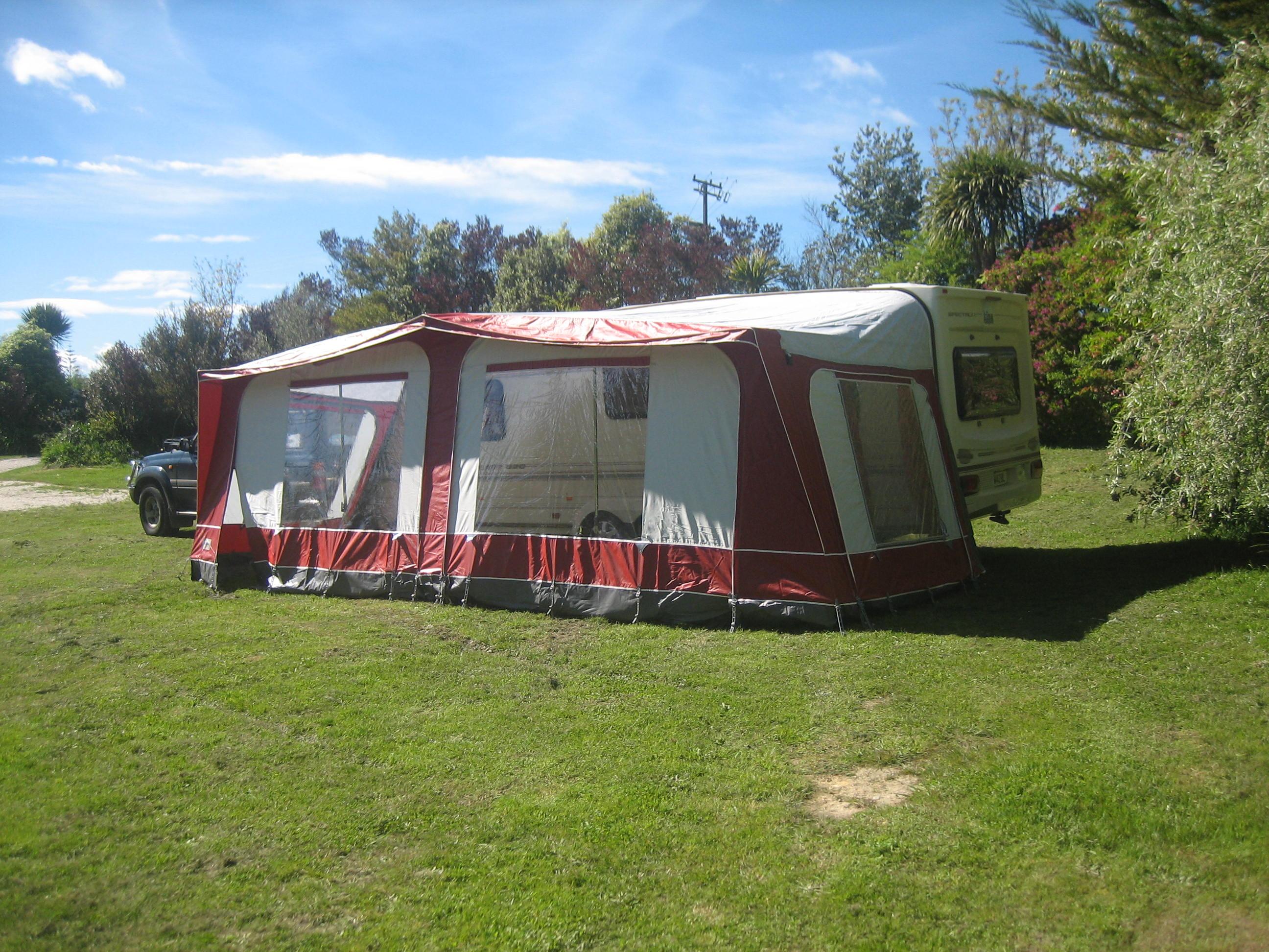 Kina Campers img 0854 Caravan 4/5 berth large 26 Abbey Spectrum 520