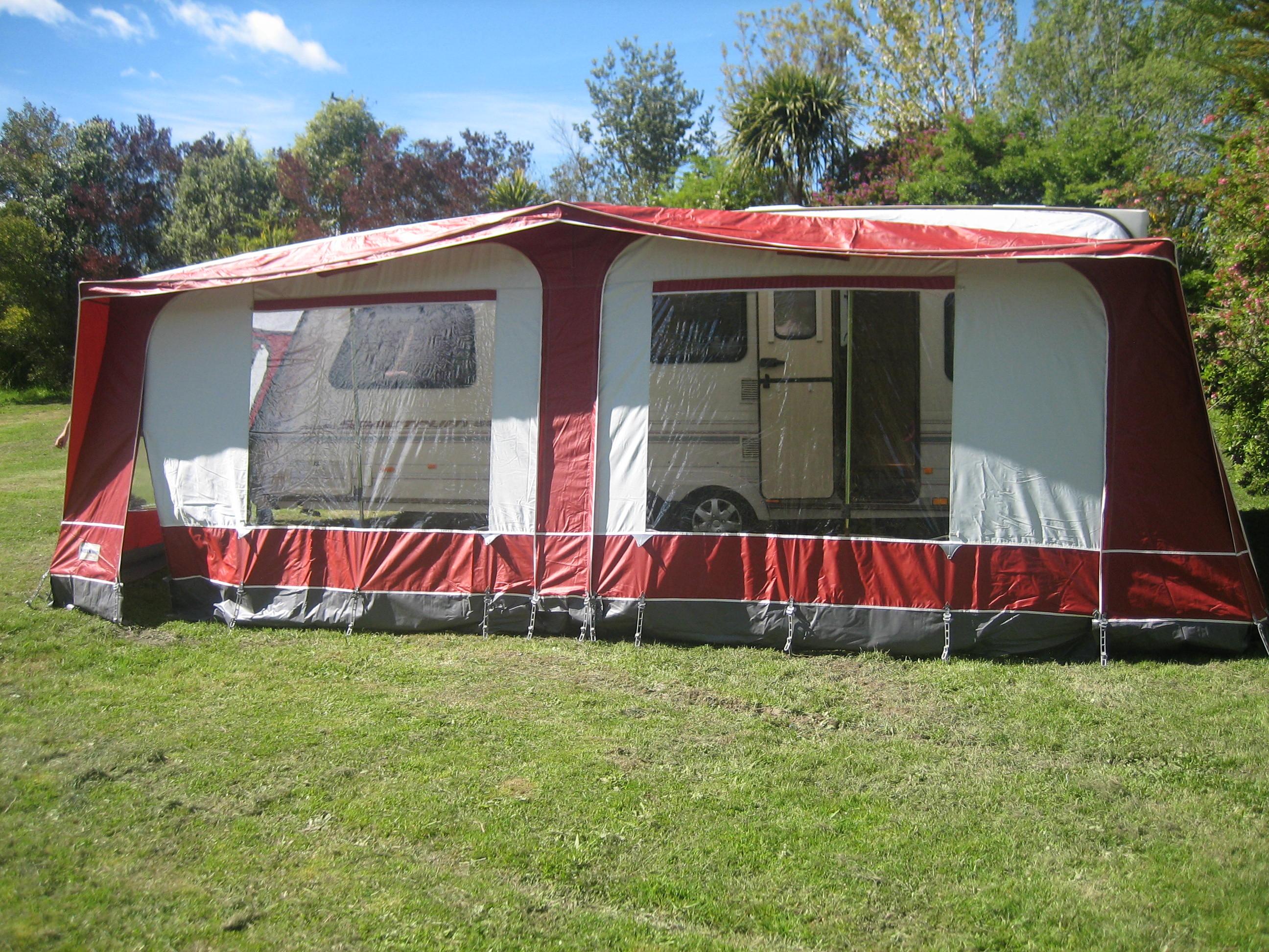 Kina Campers img 0862 Caravan 4/5 berth large 26 Abbey Spectrum 520