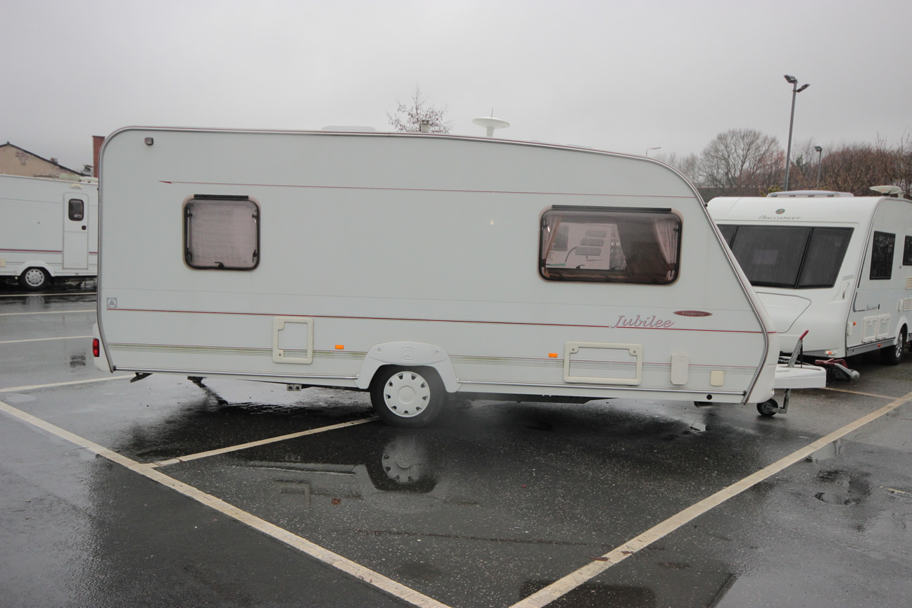 Kina Campers 003 4/5 berth Ace Jubilee Viceroy