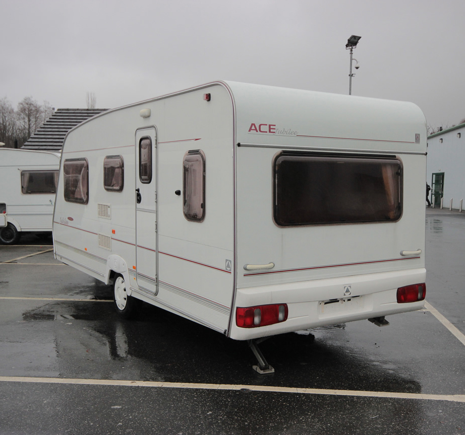 Kina Campers 006 4/5 berth Ace Jubilee Viceroy