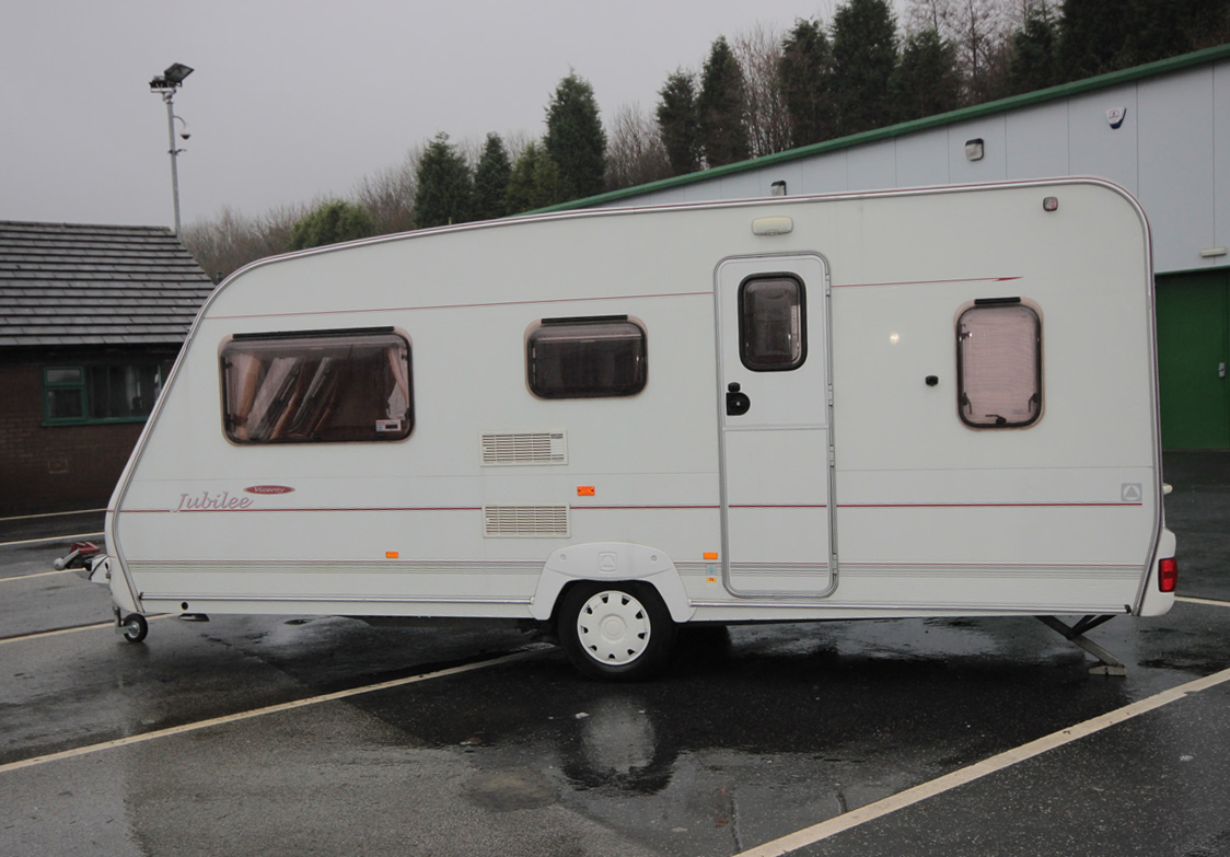 Kina Campers 007 4/5 berth Ace Jubilee Viceroy