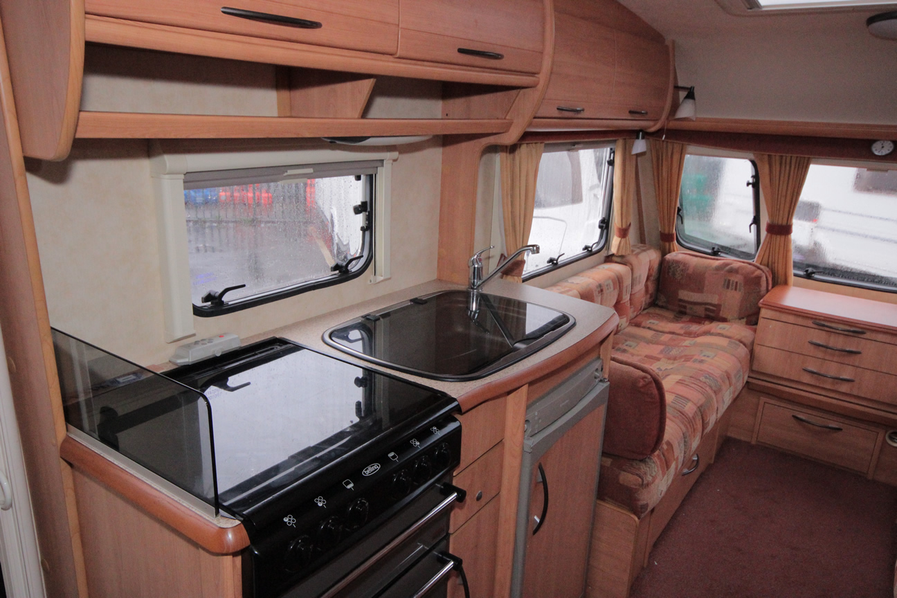Kina Campers 010 4/5 berth Ace Jubilee Viceroy