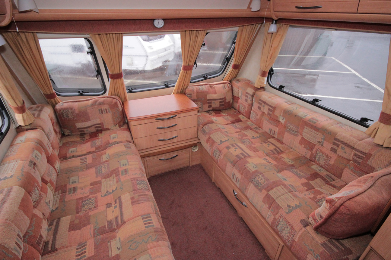 Kina Campers 012 4/5 berth Ace Jubilee Viceroy