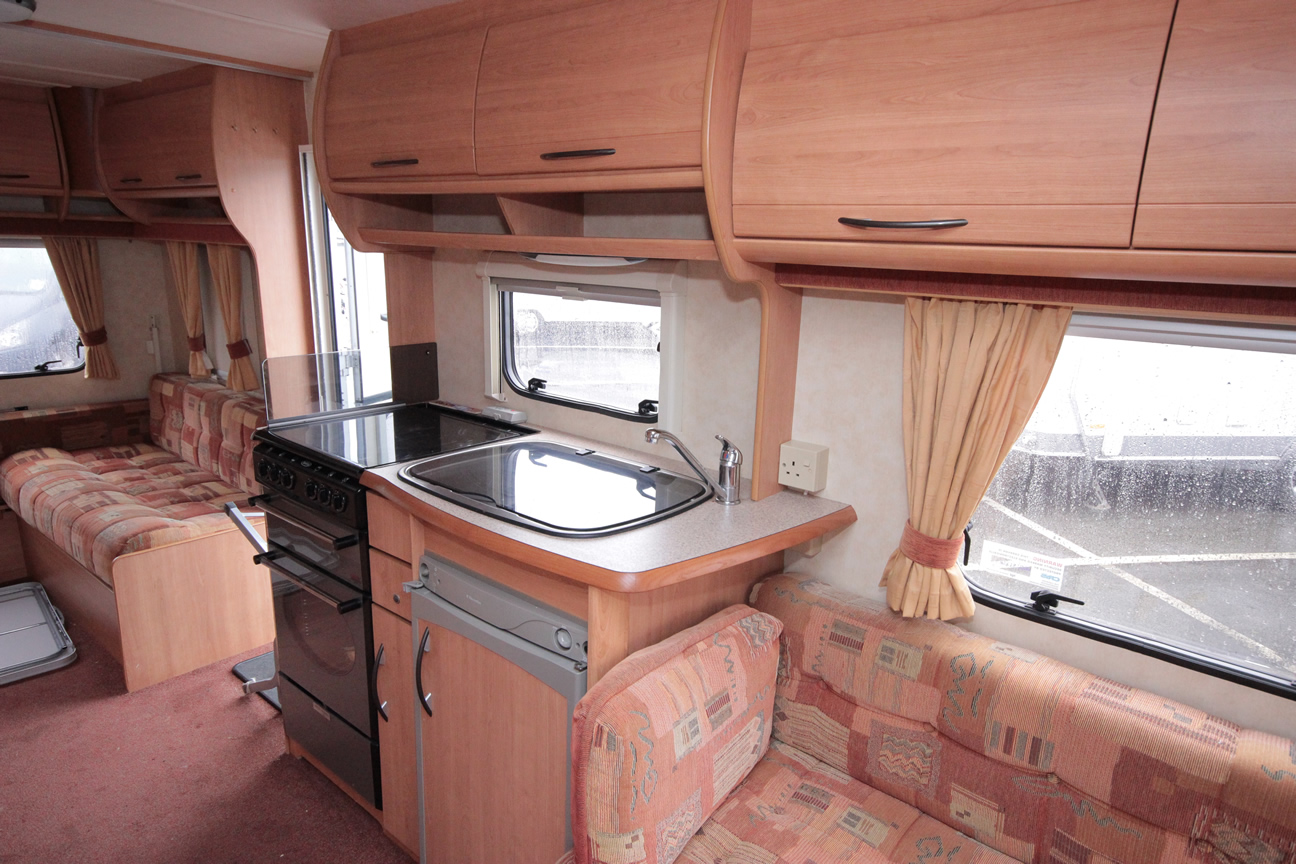 Kina Campers 017 4/5 berth Ace Jubilee Viceroy