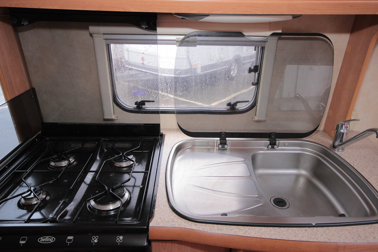 Kina Campers 018 4/5 berth Ace Jubilee Viceroy