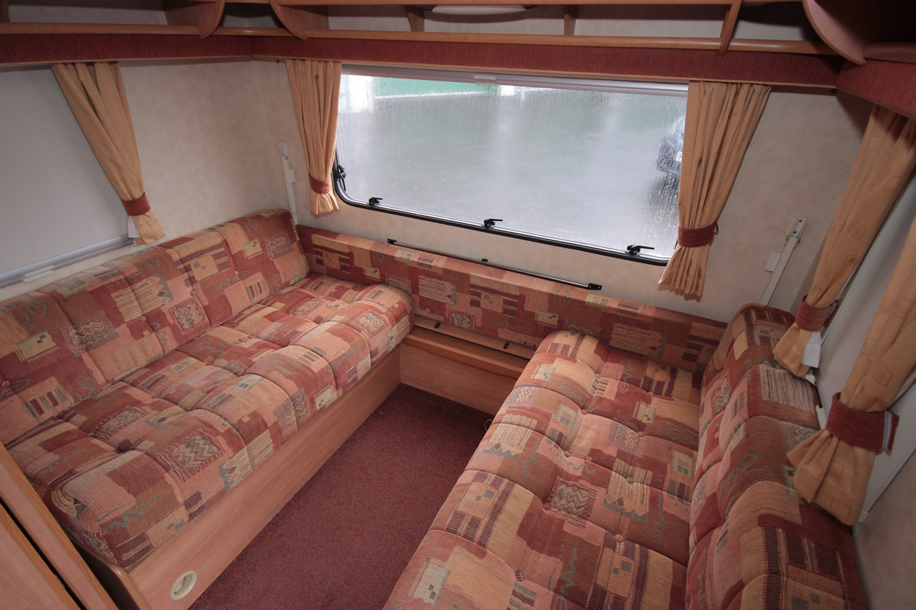 Kina Campers 019 4/5 berth Ace Jubilee Viceroy