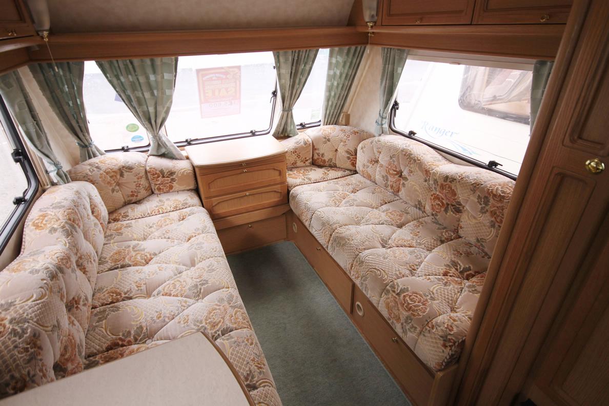 Kina Campers 45022 4/5 berth Compasse rallye 490/5