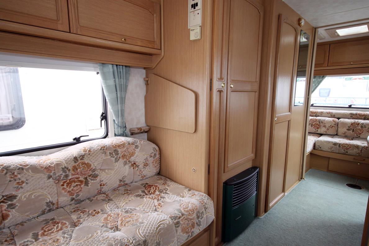 Kina Campers 45027 4/5 berth Compasse rallye 490/5