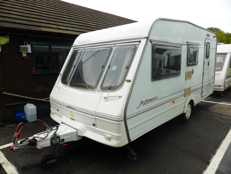Kina Campers p1050438 Caravan 4 Berth Swift Ashmere