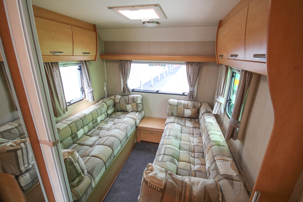 Kina Campers 11 6 berth Xplore