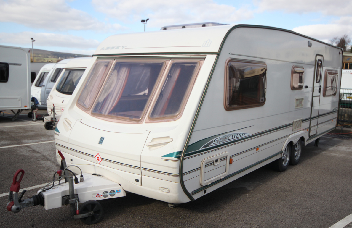 Kina Campers 1 5 berth 26 Abbey Spectrum 620