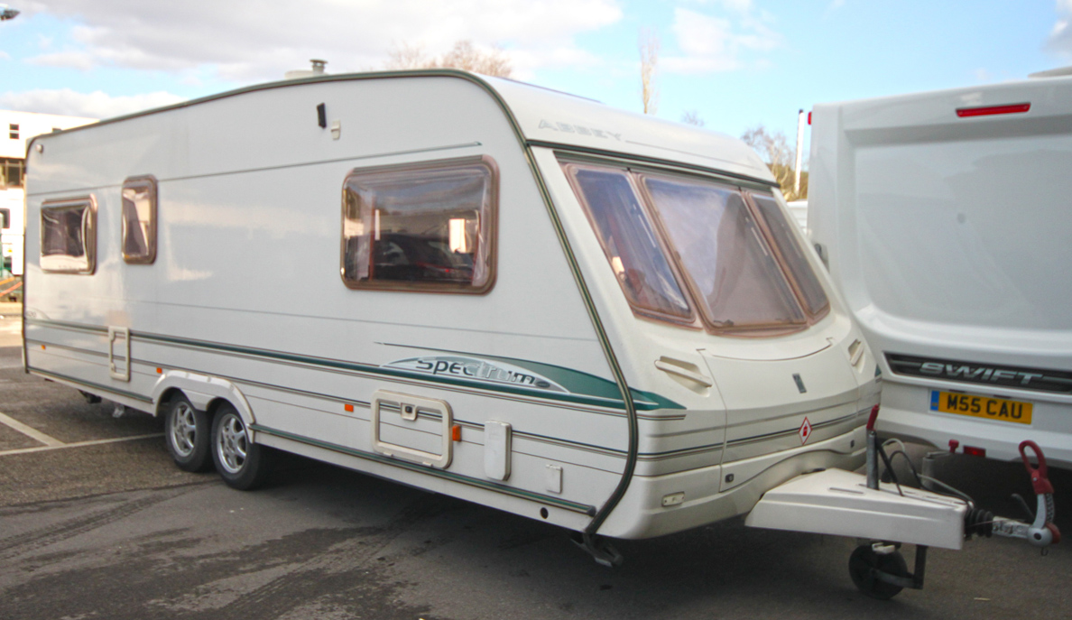 Kina Campers 1a 6 berth 26 Abbey Spectrum 620