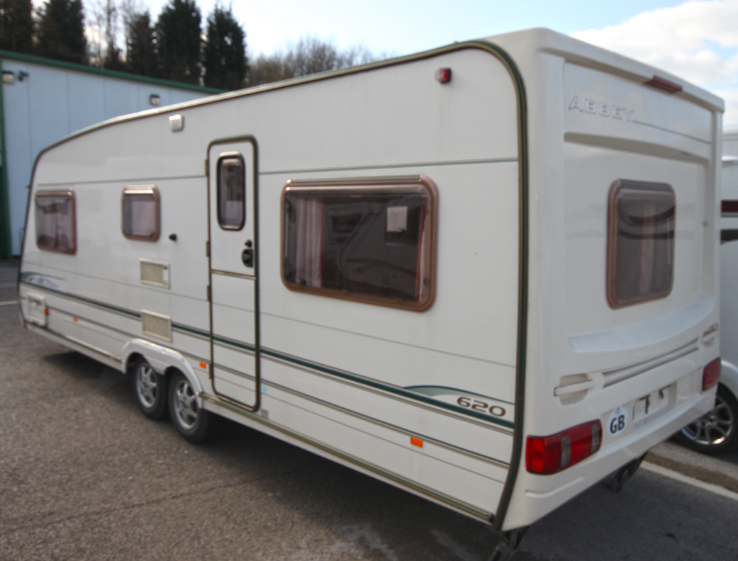Kina Campers 2 5 berth 26 Abbey Spectrum 620