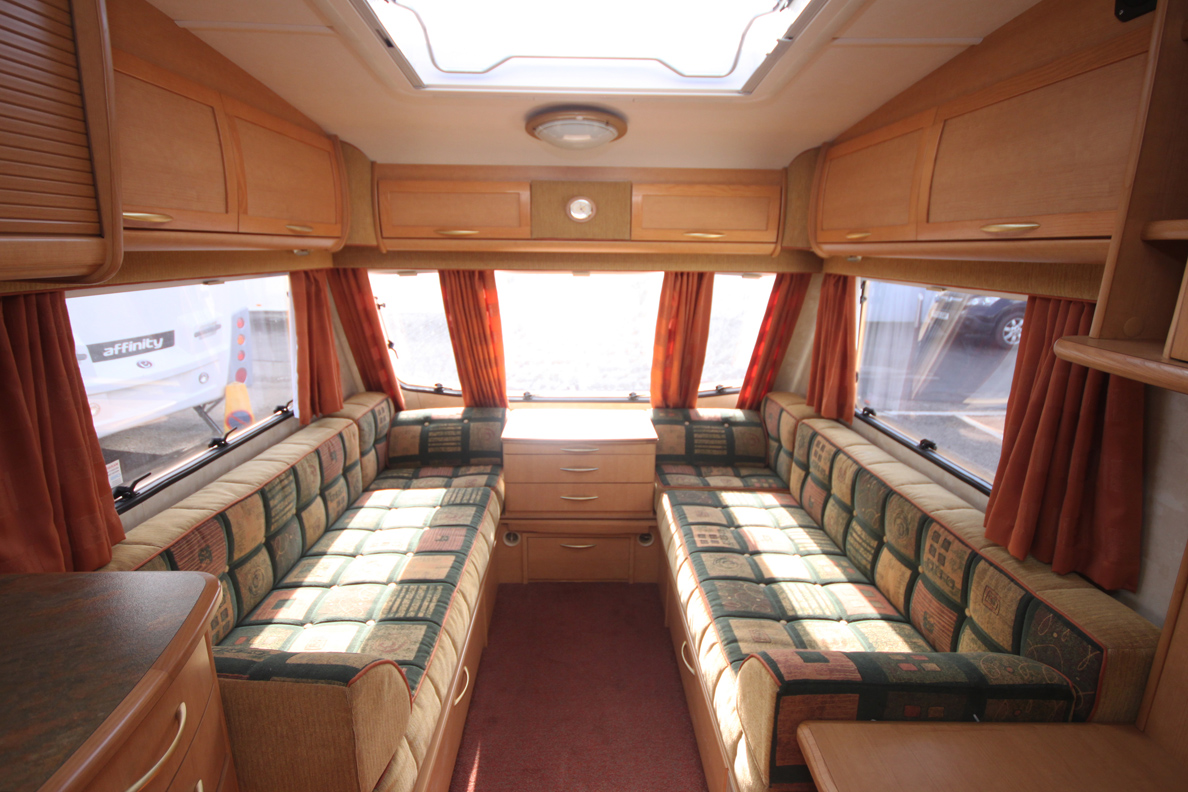 Kina Campers 3 5 berth 26 Abbey Spectrum 620