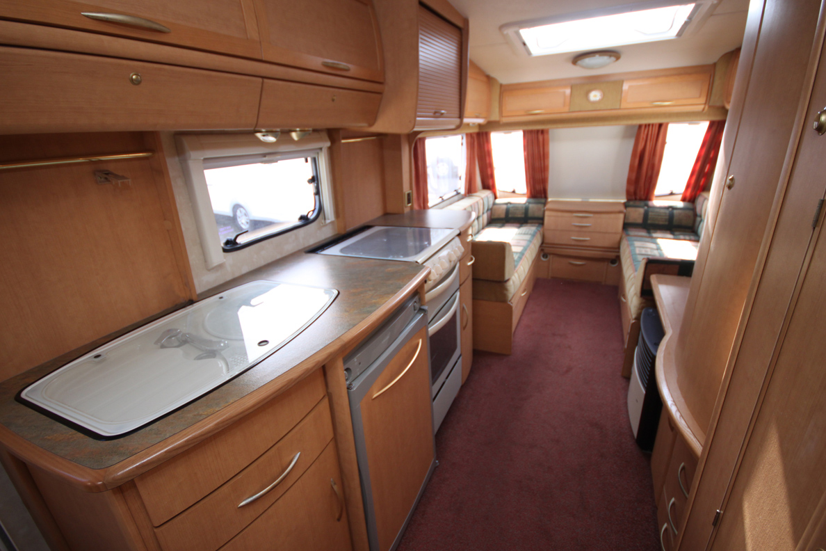 Kina Campers 6 5 berth 26 Abbey Spectrum 620