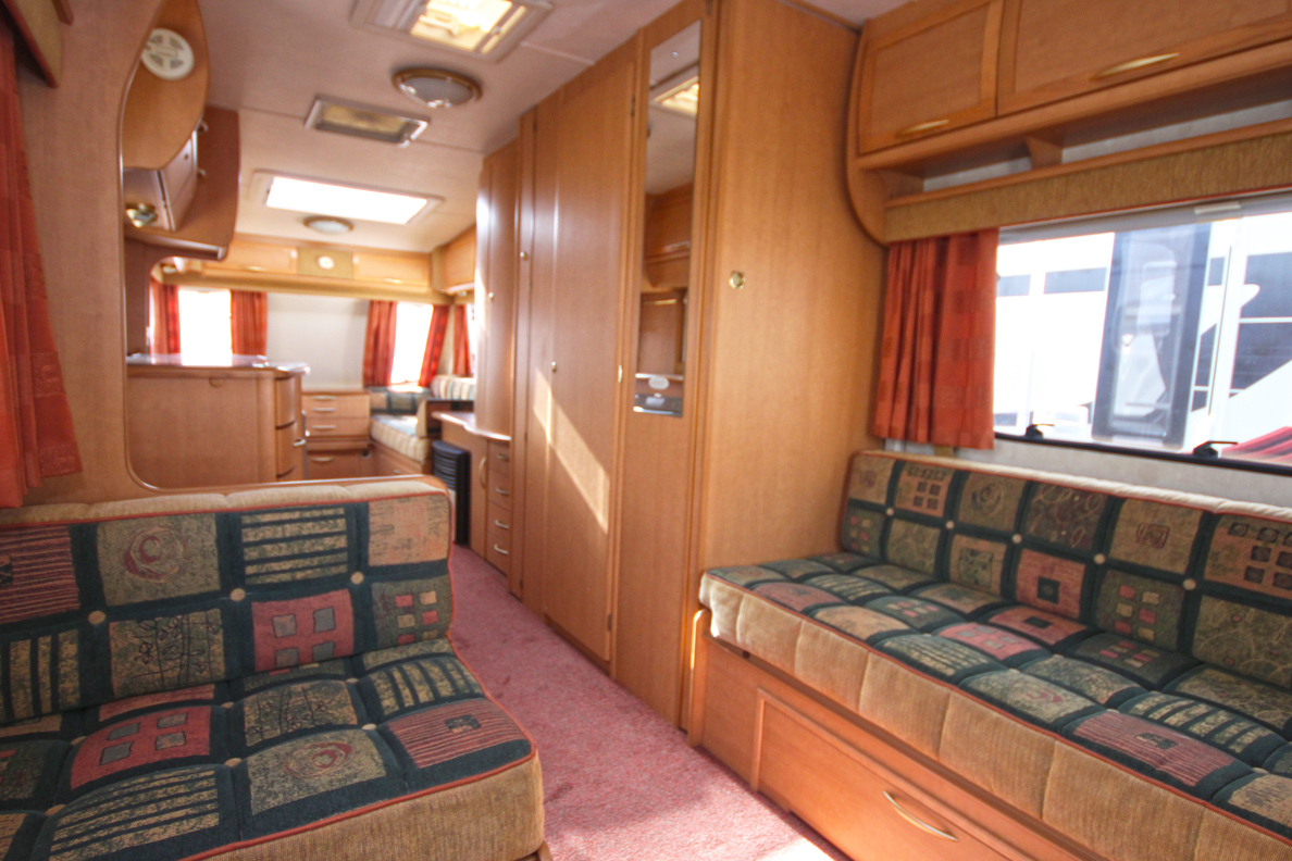 Kina Campers 8 6 berth 26 Abbey Spectrum 620