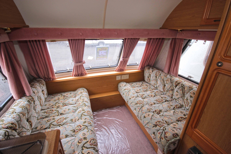 Kina Campers 12 4/5 berth (small) ABI Jubilee GT Envoy