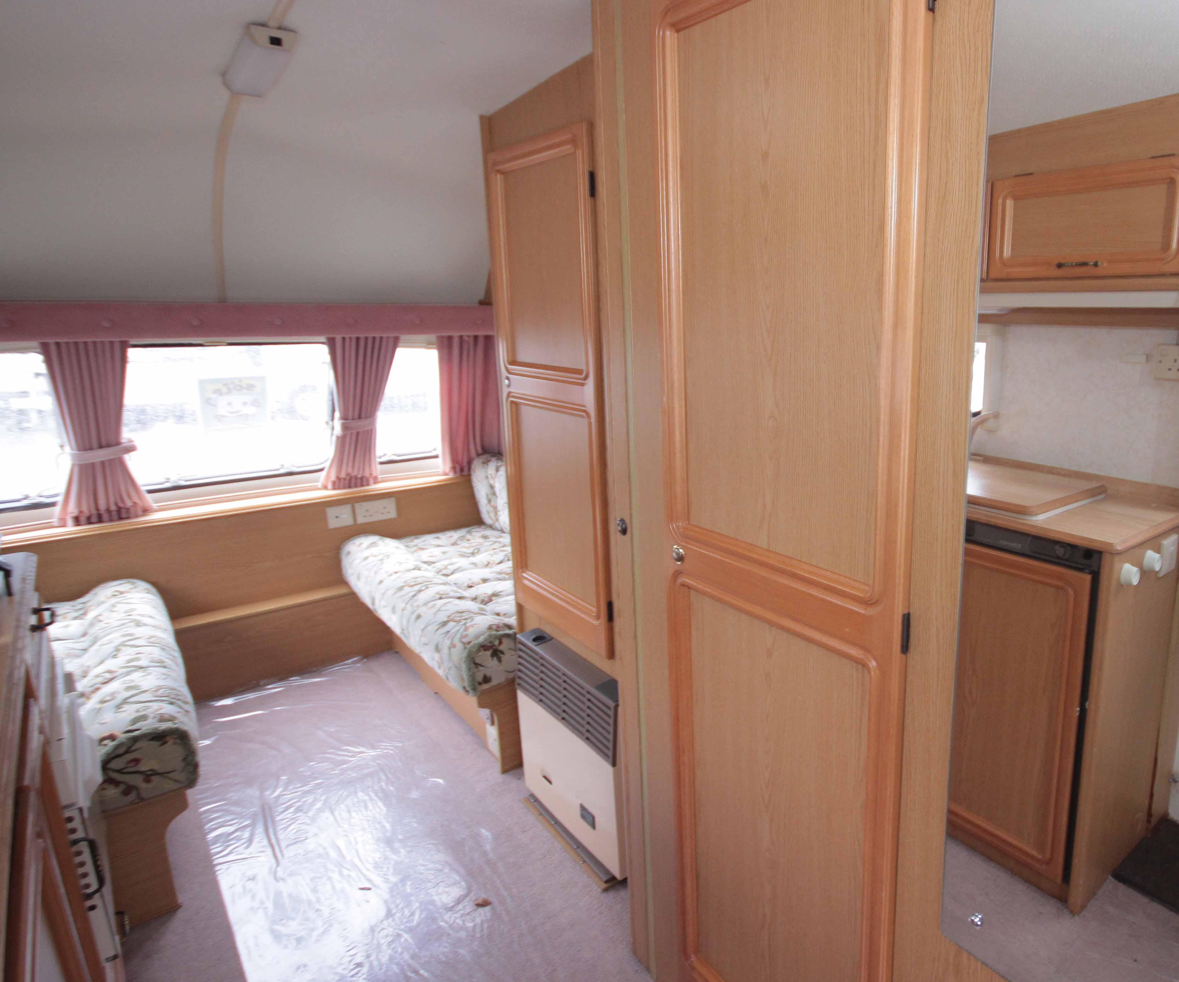Kina Campers 6 4/5 berth (small) ABI Jubilee GT Envoy