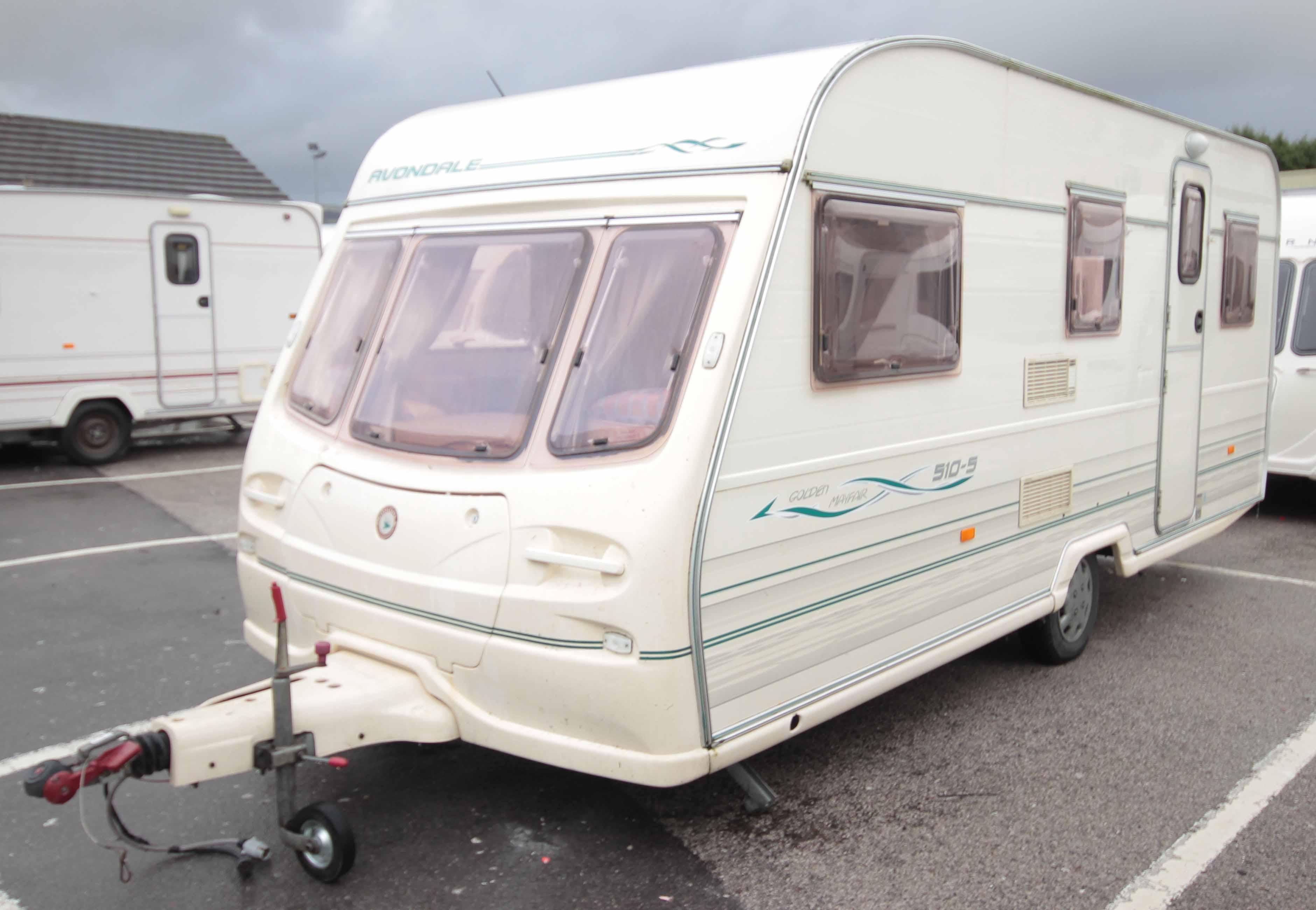 Awesome Van 33  Oxford  15ft  Coast 2 Coast Caravans
