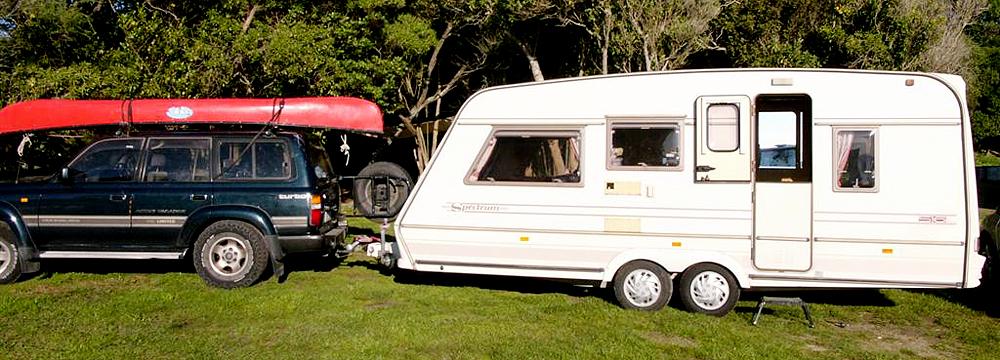 Kina Campers - Caravan